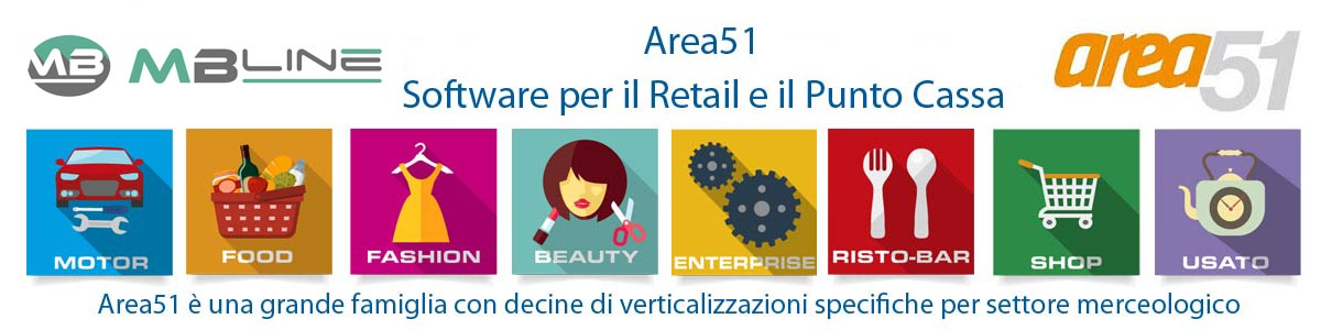 Area51 - software gestionale